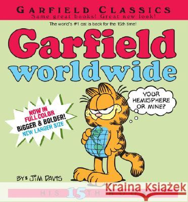 Garfield Worldwide Jim Davis 9780345917546