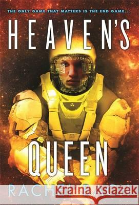 Heaven's Queen Rachel Bach 9780356502373
