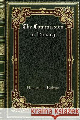 The Commission in Lunacy Honore D 9780368292231