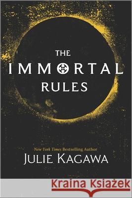 The Immortal Rules Julie Kagawa 9780373210800
