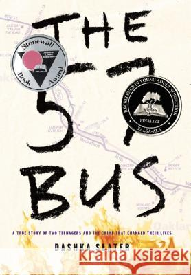 The 57 Bus: A True Story of Two Teenagers and the Crime That Changed Their Lives Dashka Slater 9780374303235