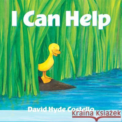 I Can Help: A Picture Book David Costello 9780374335267