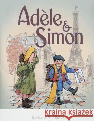 Adle & Simon Barbara McClintock 9780374380441