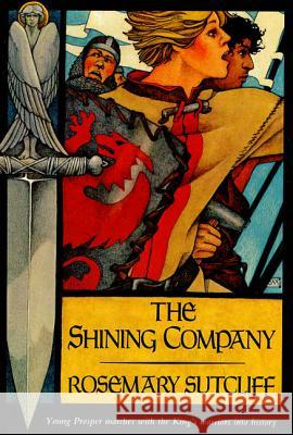 The Shining Company Rosemary Sutcliff 9780374466169