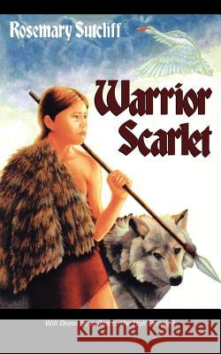 Warrior Scarlet Rosemary Sutcliff 9780374482442