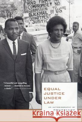 Equal Justice Under Law: An Autobiography Constance Baker Motley 9780374526184
