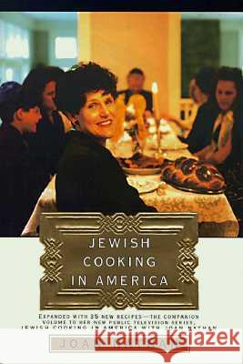Jewish Cooking in America: Expanded Edition Joan Nathan 9780375402760