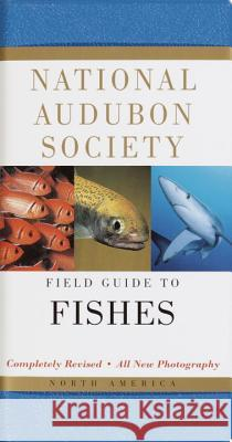 National Audubon Society Field Guide to Fishes: North America James D. Williams Carter Rowell Gilbert National Audubon Society 9780375412240