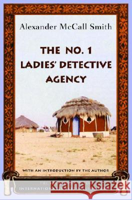 The No. 1 Ladies' Detective Agency Alexander McCal 9780375423871 Pantheon Books