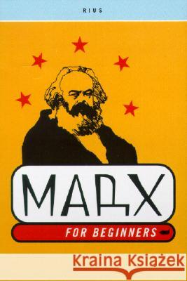 Marx for Beginners Rius 9780375714610