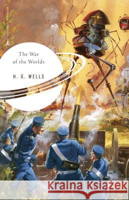 The War of the Worlds H. G. Wells Arthur Charles Clarke 9780375759239 Modern Library