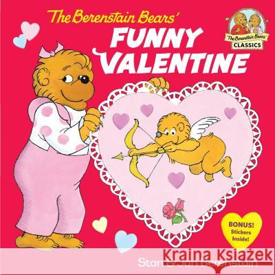 The Berenstain Bears' Funny Valentine Stan Berenstain Jan Berenstain 9780375811265