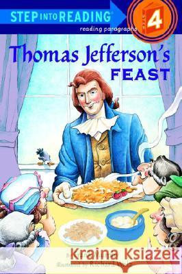 Thomas Jefferson's Feast Frank Murphy Richard Walz 9780375822896