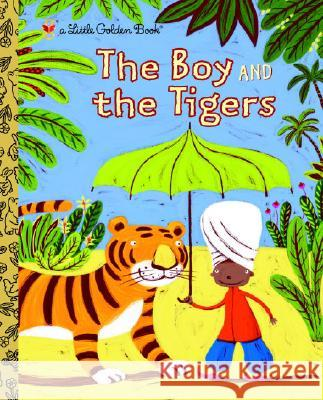 The Boy and the Tigers Helen Bannerman Valeria Petrone 9780375827198