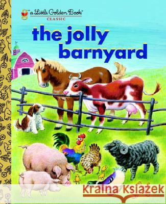 LGB The Jolly Barnyard Annie North Bedford Tibor Gergely 9780375828423