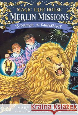 Carnival at Candlelight Mary Pope Osborne Salvatore Murdocca 9780375830341
