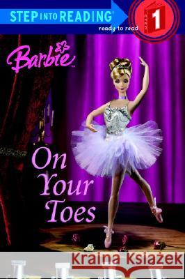 Barbie: On Your Toes (Barbie) Apple J. Jordan Karen Wolcott 9780375831423