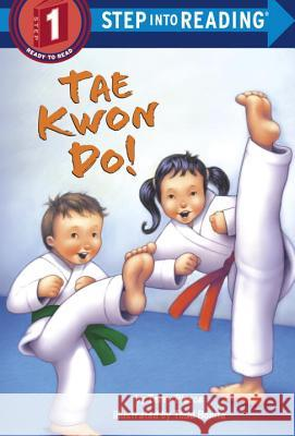 Tae Kwon Do! Terry Pierce Todd Bonita 9780375834486