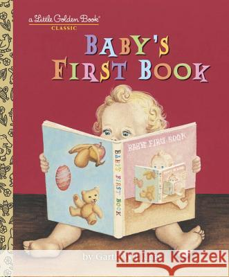 Baby's First Book Garth Williams Garth Williams 9780375839160