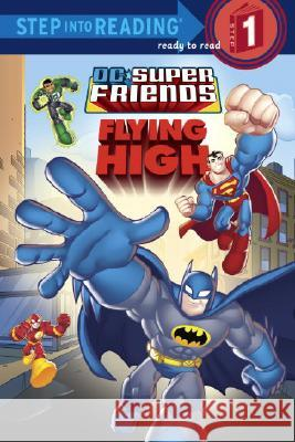 Super Friends: Flying High (DC Super Friends) Nick Eliopulos Random House 9780375852084 Random House Books for Young Readers