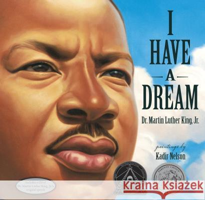I Have a Dream [With CD (Audio)] MartinLuther King 9780375858871