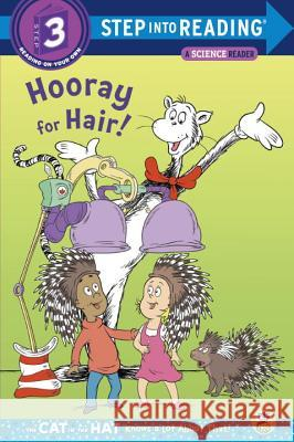 Hooray for Hair! Tish Rabe Tom Brannon 9780375870484