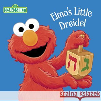Elmo's Little Dreidel Naomi Kleinberg Christopher Moroney 9780375873966