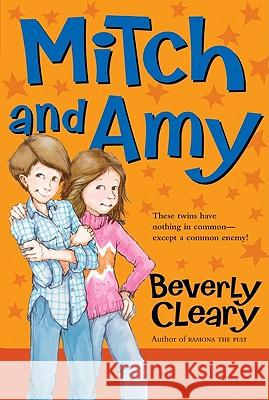 Mitch and Amy Beverly Cleary George Porter Alan Tiegreen 9780380709250