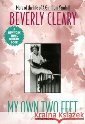 My Own Two Feet Beverly Cleary 9780380727469