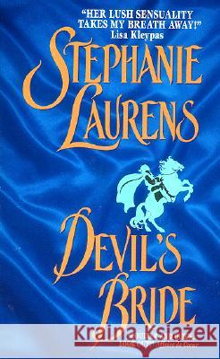 Devil's Bride Stephanie Laurens 9780380794560