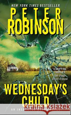 Wednesday's Child Peter Robinson 9780380820498 Avon Books