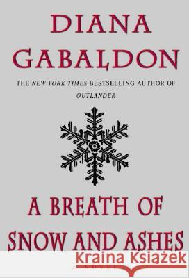 A Breath of Snow and Ashes Diana Gabaldon 9780385324168