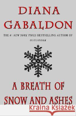 A Breath of Snow and Ashes Diana Gabaldon 9780385340397