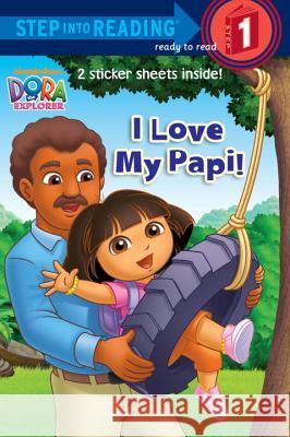 I Love My Papi! Alison Inches David Aikins 9780385374590