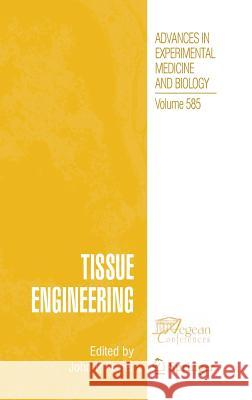 Tissue Engineering Nancy Ed. Fisher Gerrit L. Verschuur John P. Fisher 9780387326641
