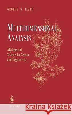 Multidimensional Analysis George W. Hart 9780387944173