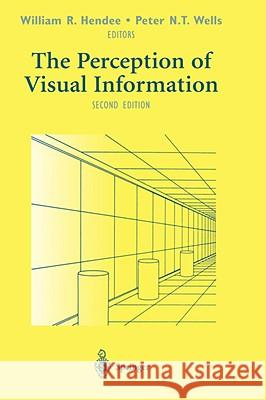 The Perception of Visual Information William R. Hendee Peter N. T. Wells 9780387949109