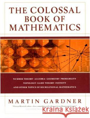 The Colossal Book of Mathematics: Classic Puzzles, Paradoxes, and Problems Martin Gardner 9780393020236