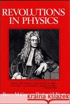 Revolutions in Physics Barry M. Casper Richard J. Noer 9780393099928