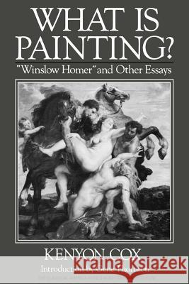 What Is Painting? :