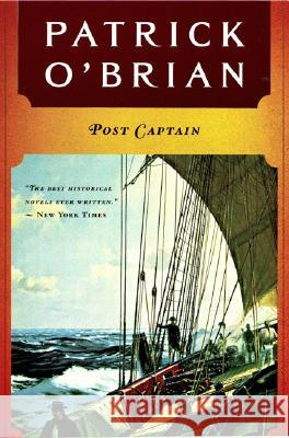 Post Captain Patrick O'Brian 9780393307061