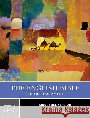 English Bible Volume 1-KJV-Old Testament Herbert Marks 9780393927450