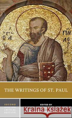 The Writings of St. Paul Wayne A. Meeks John T. Fitzgerald 9780393972801