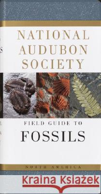 National Audubon Society Field Guide to Fossils Ida Thompson Townsend P. Dickinson Carol Nehring 9780394524122