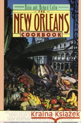 New Orleans Cookbook Rima Collin Richard Collin 9780394752754