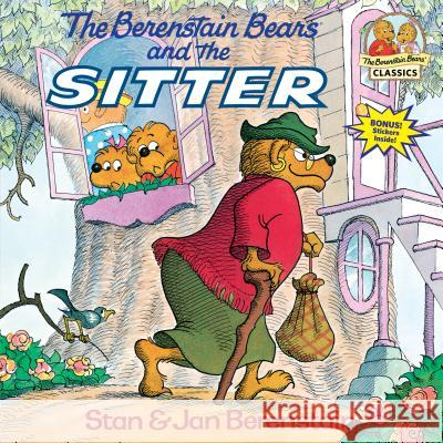 The Berenstain Bears and the Sitter Stan Berenstain Jan Berenstain 9780394848372