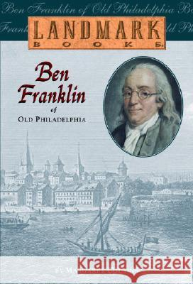 Ben Franklin Of Old Phila Margaret Cousins 9780394849287