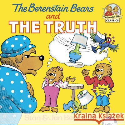 The Berenstain Bears and the Truth Stan Berenstain Jan Berenstain 9780394856407