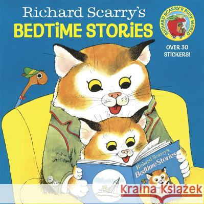 Richard Scarry's Bedtime Stories Richard Scarry 9780394882697
