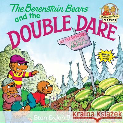 Berenstain Bears And Double Dare Stan Berenstain Jan Berenstain 9780394897486